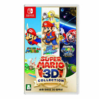 Super Mario 3D Collection - Nintendo Switch