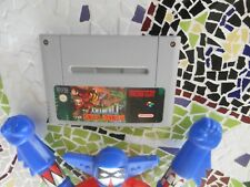 -*-   DoNKEY  KoNG  CoUNTRY   ~~  F.A.H.   pOur   SNES   -~*~-