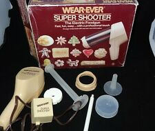 Wear Ever Super Shooter Replacement Parts for Cookie Maker 70123