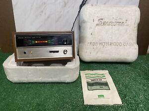 Vintage SANSUI RA-500 Reverb Amplifier With Original styrofoam & Instructions