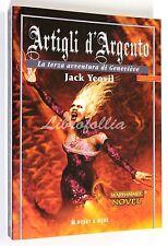 Jack Yeovil WARHAMMER ARTIGLI D'ARGENTO LA TERZA AVVENTURA DI GENEVIEVE 2006