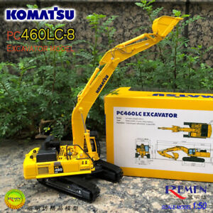 1/50th KOMATSU PC460LC-8 Truck Excavator Diecast Alloy Vehicle Collectable Toy