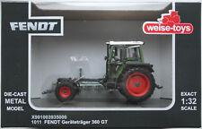 1011 Fendt 360 GT mit Rübenhacke1 32 Weise-toys