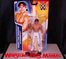 """WWF WWE Ricky /"""" The Dragon /"""" Steamboat #45 Wrestling Action Figure Kid Child Toy"""
