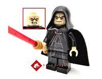 LEGO Star Wars - Emperor Palpatine from set 75183