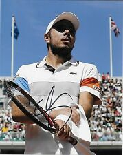 Autographed Stan Stanislas Wawrinka ATP Tennis 8x10 Photo
