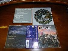 Iced Earth / The Glorious Burden JAPAN+2 CRCL-4823 C8