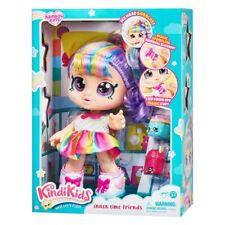 Kindi Kids Doll Rainbow Kate Snack Time Friends NEW