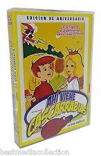 2 DISC - Ahi Viene Cascarrabias DVD 2 Discs SERIE COMPLETA Aniversario BRAND NEW