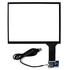 "12.1"" Capacitive Touch Screen+USB Controller For 800x600 1024x768 4:3 LCD Screen"
