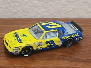 """1987 #3 Dale Earnhardt The Movie """"Pass in the Grass"""" 1/64 All-Star Win 4 of 12"""
