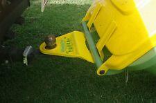 Wheelie Bin Carrier - Single Tow Rubbish Bin Attachment / hitch / mover. NEW
