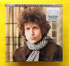 Bob Dylan ,  Blonde On Blonde  ( SACD-Hybrid_Original Master Recording )