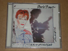 DAVID BOWIE - SCARY MONSTERS - CD REMASTERED SIGILLATO (SEALED)