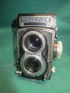 vtg Rolleiflex Camera