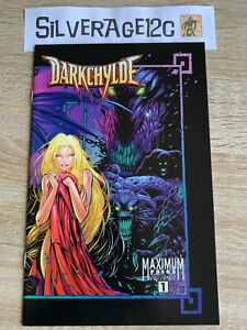 Darkchylde #1 - American Entertainment Variant Edition in HG! (1996)