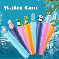 Water Blaster Cartoon sprinkler water gun 2PCS shooting toy  water cannon toy