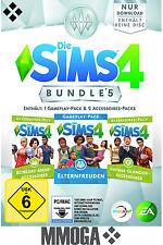 Die Sims 4 Bundle Elternfreuden Bowling-Abend Vintage Glamour EA Origin PC EU/DE