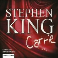 STEPHEN KING - CARRIE 2 CD NEW