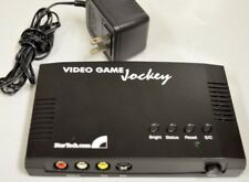 Video Game Jockey by StarTech.com - Vintage with power supply- not made anymore.