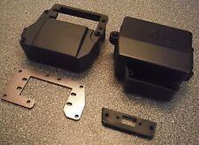 ANSMANN deuce n Récepteur & batterie boîte + radio plaque Pièces de Rechange Nouveau