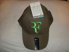 NWT Nike Federer RF Dri-FIT Legacy 91 Tennis Hat Cap Base Grey 371202-235 Nadal