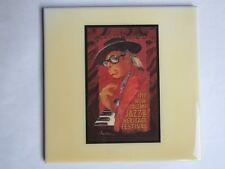 Festival TILE ~ New Orleans Jazz & Heritage Fest ~ RARE 1999 Professor Longhair