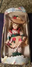 2000 Brass Key Genuine Handcrafted Porcelain Doll With Coa #11200