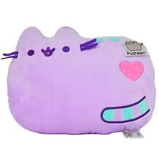 OFFICIAL Pusheen Cat Waving Smiling Exclusive Pillow Bed Sofa Plush Cushion UK