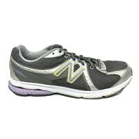 New Balance 665 Walking Shoes Womens Size 9.5 9 1/2 D Wide Gray Silver Sneakers