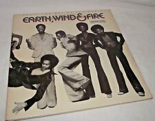 Earth Wind Fire Way Of World LP Vinyl Record Album 1975 Governmental Sale Only