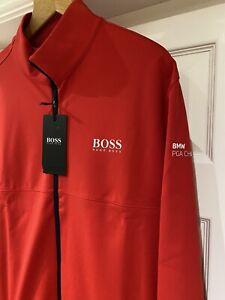 HUGO BOSS PGA BMW Championship Tournament Jacket - L - Brand New