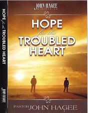 Hope for the Troubled Heart - 4 Dvds - John Hagee - Sept Sale  !