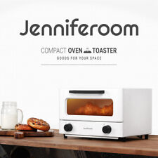 Jenniferoom Compact Oven Toaster Pizza Maker 2Quartz Heating, 12L , 220V 60Hz