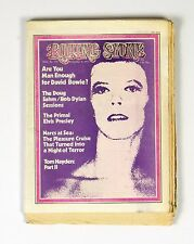 Rolling Stone Magazine No. 121 David Bowie 1972 Nov 9
