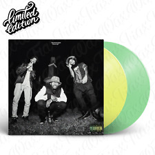 Flatbush Zombies - Better Off Dead [2Lp] Vinyl Limited Betteroffdead Sealed