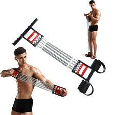 Home Fitness Equipment Spring Exerciser Chest Expander Puller Strength Exercise