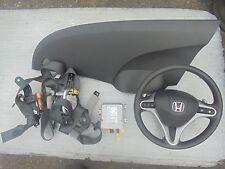 HONDA JAZZ 5 DR AIRBAG SET (77960-TF0-E820-M3) TO FIT 2009-2012