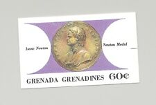 Grenada Grenadines #909 Sir Isaac Newton 1v Imperf Proof