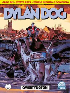 Dylan Dog N° 418 Bis - Qwertington - Sergio Bonelli Editore - ITALIANO NUOVO