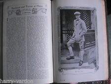 Percy Peck Exning Newmarket Racehorse Trainer Horseracing Rare Old Article 1910