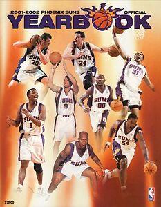 Phoenix Suns--2001-02 Yearbook