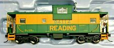 HO Scale - ATLAS MASTER LINE 20 005 022 READING Ext. Vision Caboose