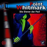 POINT WHITMARK - 26/DIE DIENER DER PEST   CD NEU VOLKER SASSENBERG