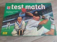 Vintage Australian Mattel 1999 Test Match Classic Authentic Cricket Board Game