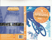 Sprung:The Very Best of Sprung:Issues 1-4-Since 1998-Bike:Dirtbike-DVD