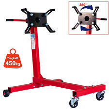 Engine Gearbox Stand mounting Heavy Duty Swivel Workshop Transmission Jack 450kg