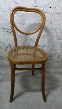 Sedie legno e paglia Thonet + poltroncina