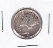 1918  Mercury Dime                 XF+                       Very Tough