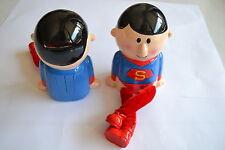 New Superman Superhero Children kids Boys Money Box Ideal gift !!! unwanted
